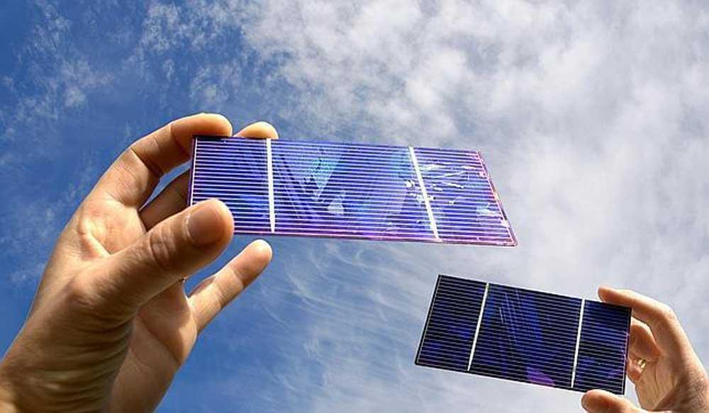 Desarrollan una tecnología capaz de convertir la energía solar en hidrógeno